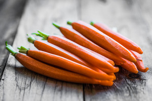 Farm Raised Baby Carrots