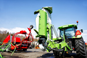 farming industry equipment