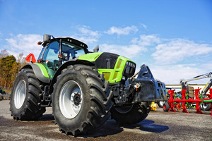 farming tractor latest model