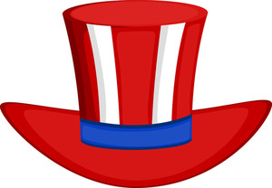 Fashionable Uncle Sam Hat