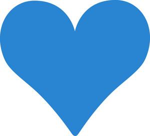 Favorite Heart Simplicity Icon