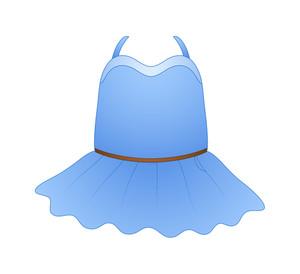 Female Dress Vector