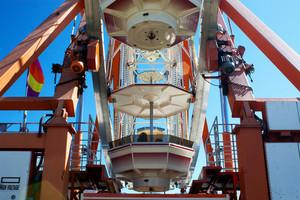 Ferris Wheel Buckets