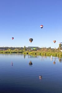 Festival Air Balloons