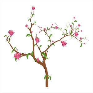 Festival Flowers Branches