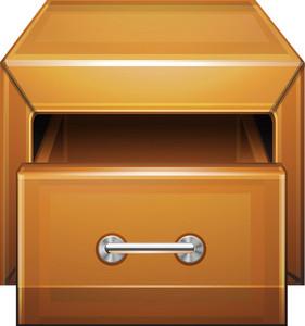 File Cabinet Empty