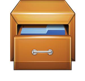 File Cabinet Full