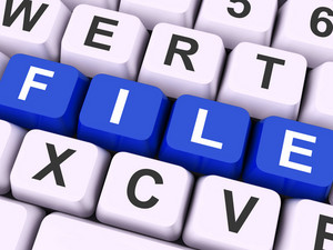 File Keys Show Files Or Data Filing