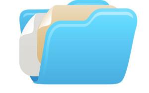 Filled Folder
