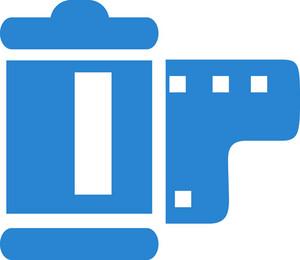 Film Roll Simplicity Icon