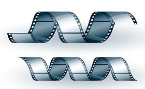 Films. Vector.