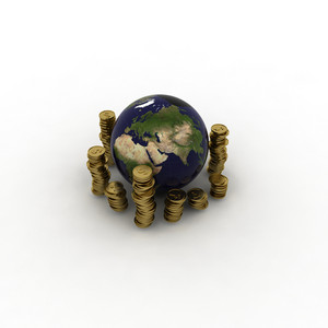 Finance Money And Earth