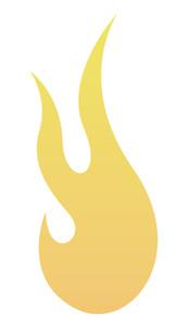Fire Illustration