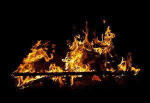 Fire Texture 12