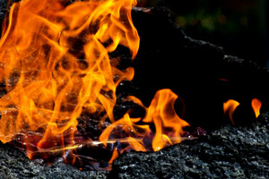 Fire Texture 8
