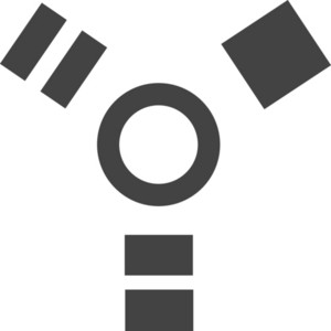 Fire Wire Glyph Icon