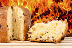 Firey Cake Loaf
