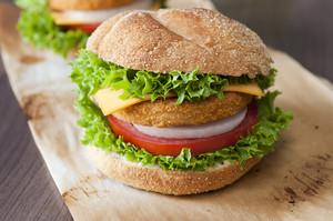 Fishburger Time