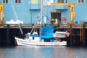 Fish Cannery Dock