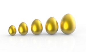 Five Golden Eggs
