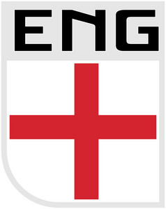 Flag Of England Icon