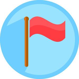 Flag Shape
