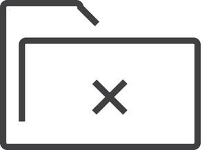 Flolder 6 Minimal Icon