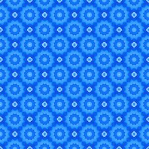 Flora Pattern Wall