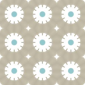 Floral Effect Pattern Design