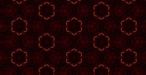 Floral Kaleidoscope Pattern