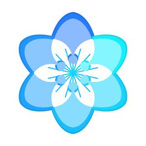 Floral Snowflake