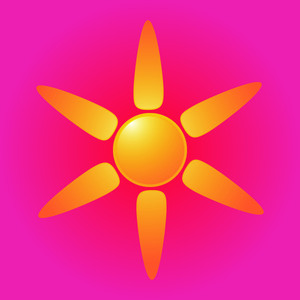 Floral Sun