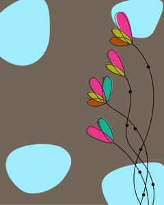 Floral Template Design