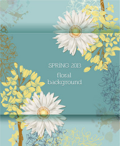 Floral Vector Illustration