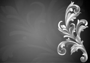 Floral Vintage Style
