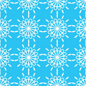 Flourish Design Pattern Backdrop