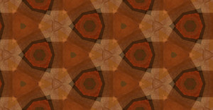 Flourish Pattern Design Art