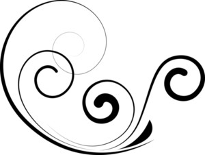 Flourish Shape Design
