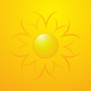Flourish Sun Element