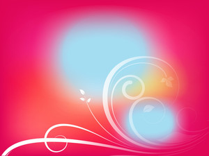 Flourish - Vector Background