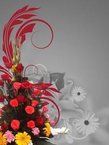 Flower Bg