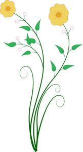 Flower Element Branches