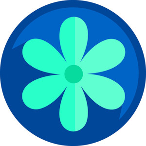 Flower Shape Icon