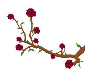 Flowers Branch Design
