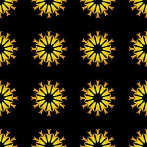 Flowers Pattern Decorative Design