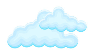 Fluffy Cloud Design