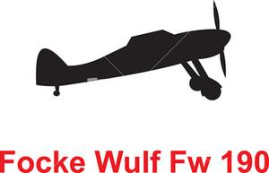 Foke Wulf Fw 190-1