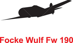Foke Wulf Fw 190-2