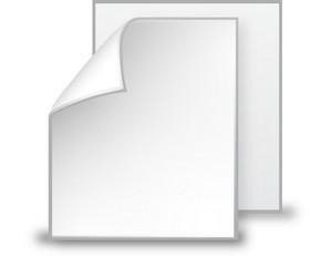 Folded Paper Corner