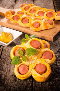 Sausage Pastry